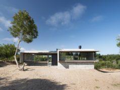 Casa din dunele de nisip