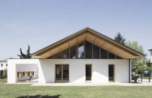 SCL Straw-Bale House