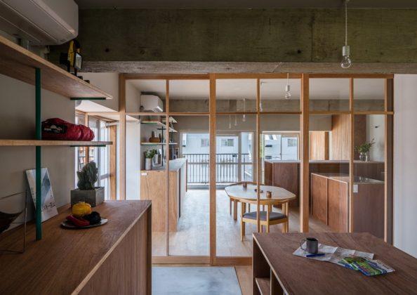 House in Chofu