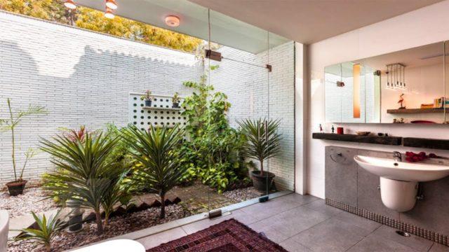 Grădina interioară